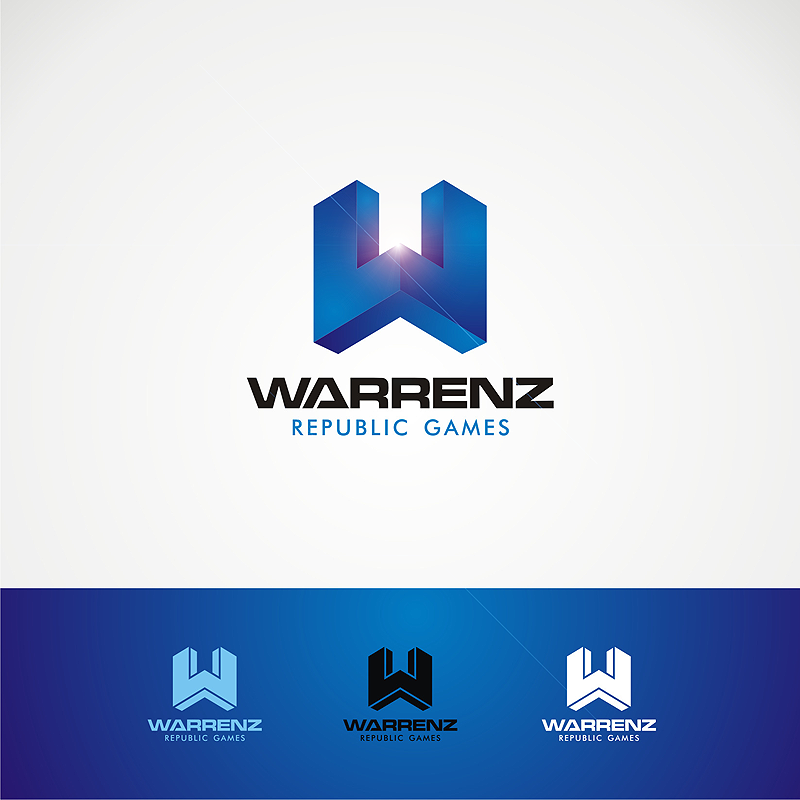 Logo Design by Private User - Entry No. 117 in the Logo Design Contest Logo Design Needed for Exciting New Company Warrenz Republic Game.