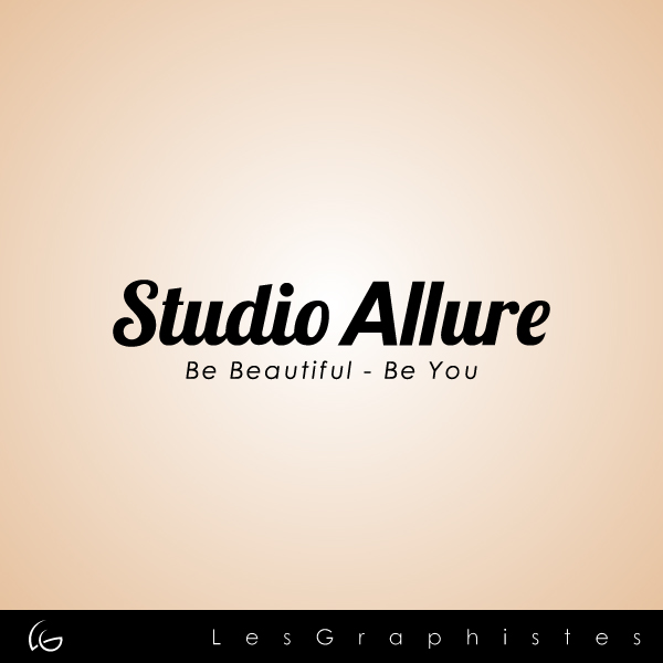 Logo Design by Les-Graphistes - Entry No. 41 in the Logo Design Contest Logo Design Needed for Exciting New Company Studio Allure.
