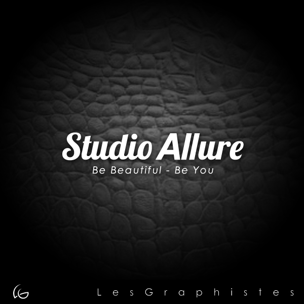 Logo Design by Les-Graphistes - Entry No. 42 in the Logo Design Contest Logo Design Needed for Exciting New Company Studio Allure.