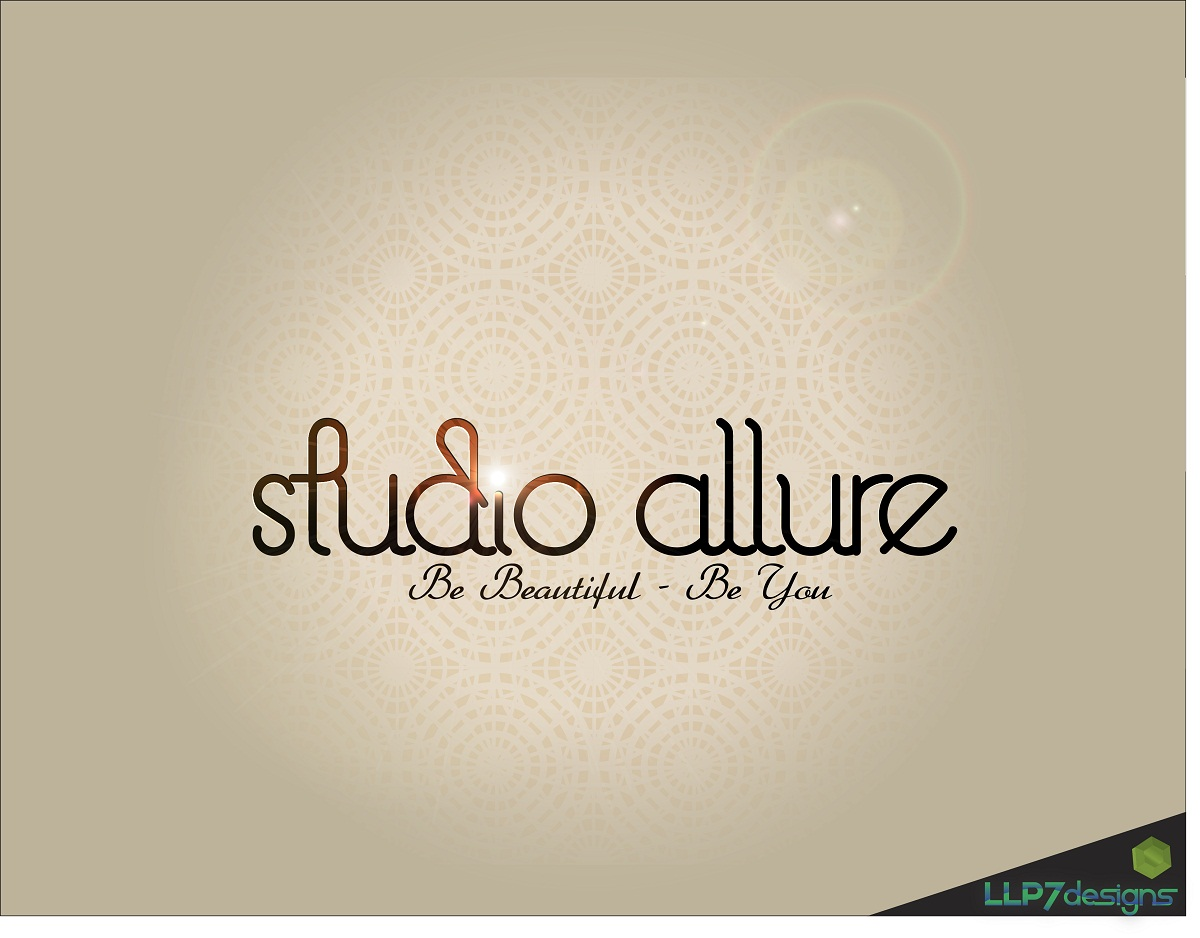 Logo Design by LLP7 - Entry No. 58 in the Logo Design Contest Logo Design Needed for Exciting New Company Studio Allure.