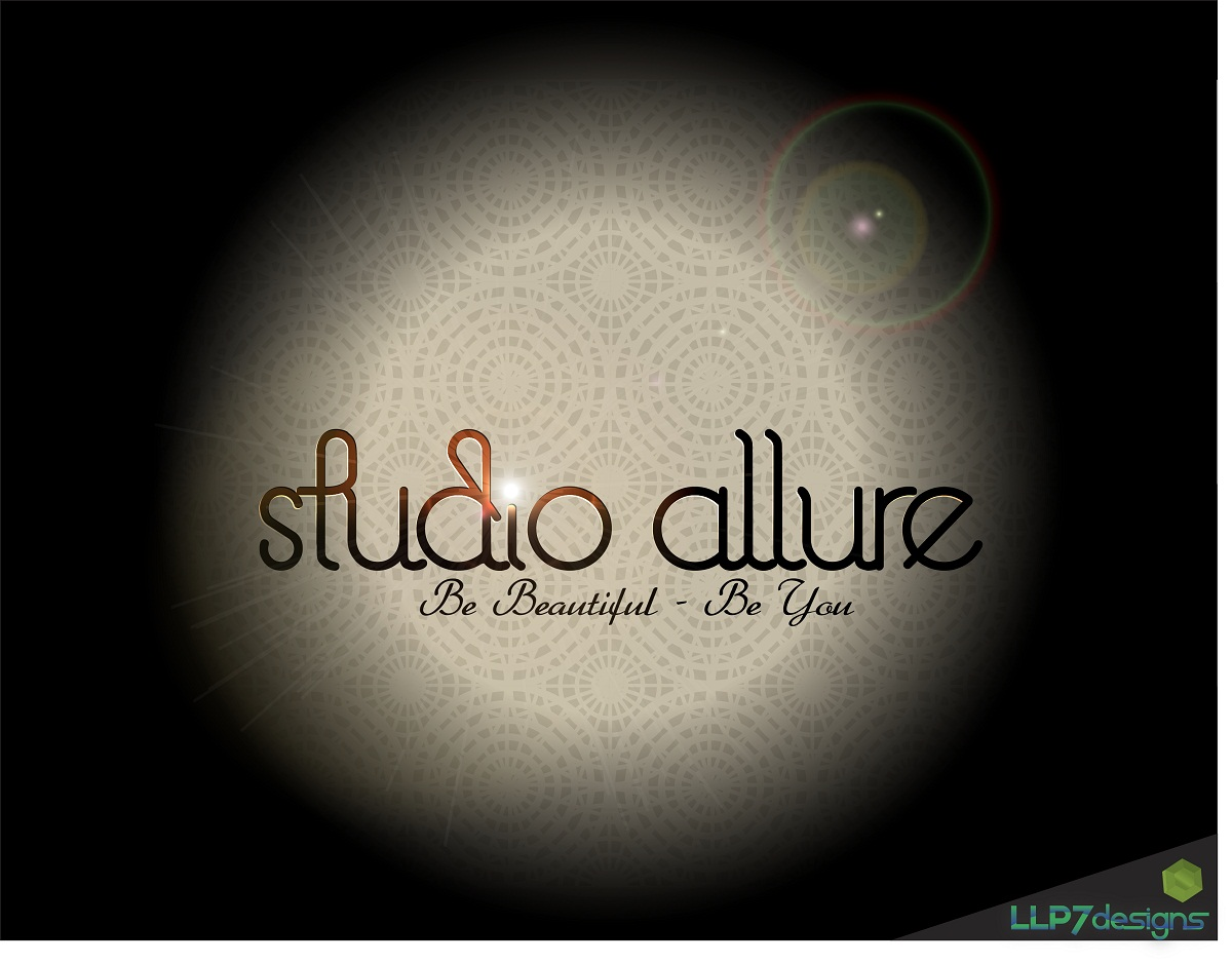 Logo Design by LLP7 - Entry No. 60 in the Logo Design Contest Logo Design Needed for Exciting New Company Studio Allure.