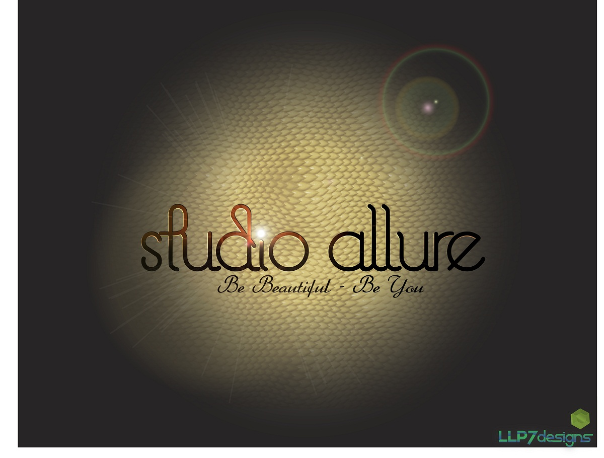 Logo Design by LLP7 - Entry No. 61 in the Logo Design Contest Logo Design Needed for Exciting New Company Studio Allure.