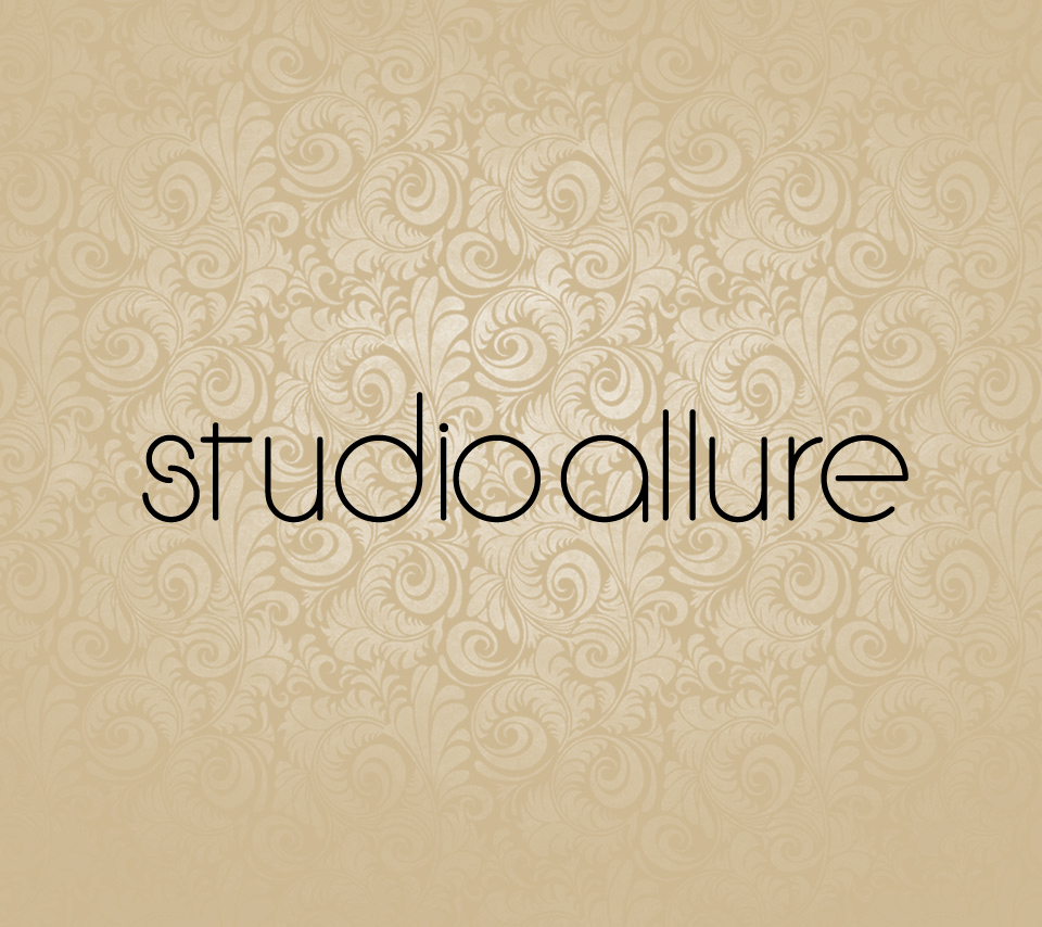Logo Design by vdhadse - Entry No. 64 in the Logo Design Contest Logo Design Needed for Exciting New Company Studio Allure.
