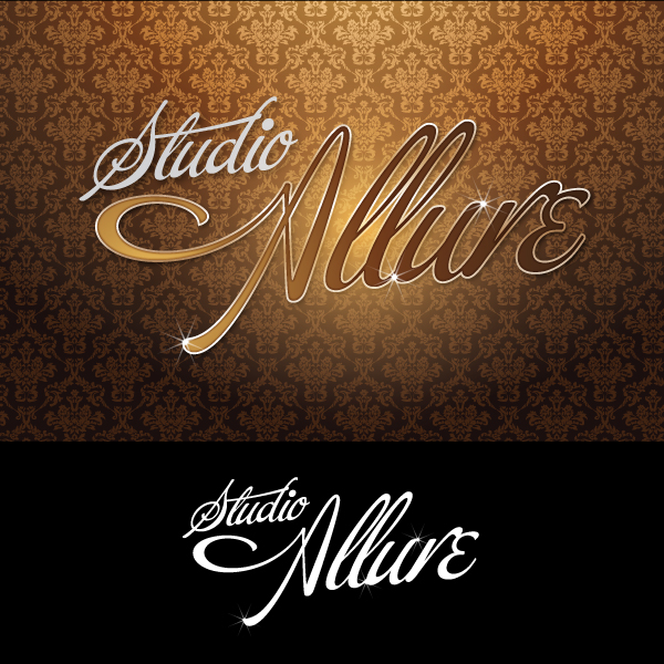 Logo Design by storm - Entry No. 65 in the Logo Design Contest Logo Design Needed for Exciting New Company Studio Allure.