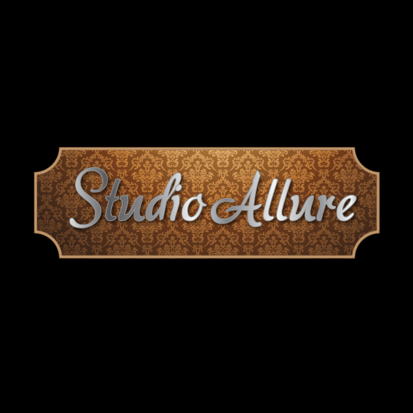 Logo Design by storm - Entry No. 67 in the Logo Design Contest Logo Design Needed for Exciting New Company Studio Allure.