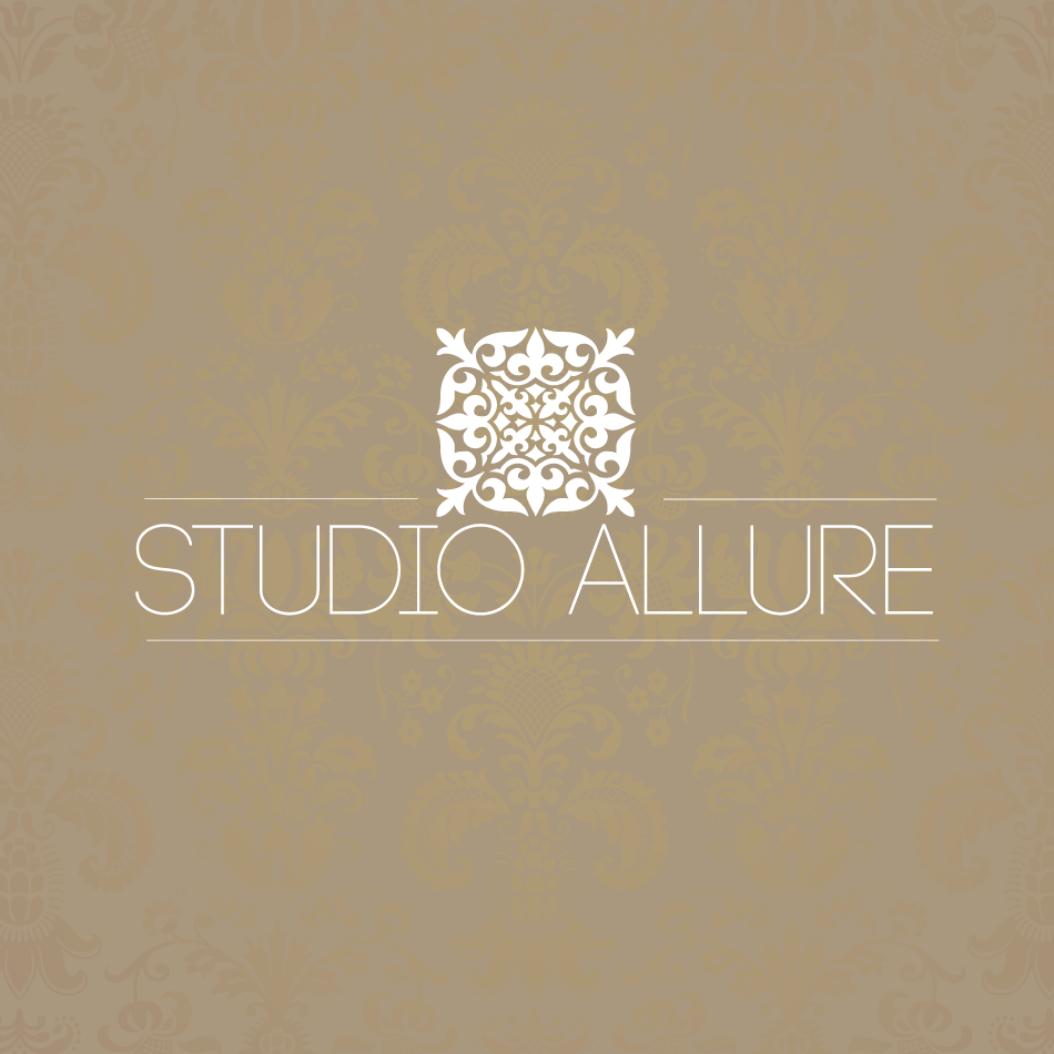 Logo Design by moonflower - Entry No. 72 in the Logo Design Contest Logo Design Needed for Exciting New Company Studio Allure.