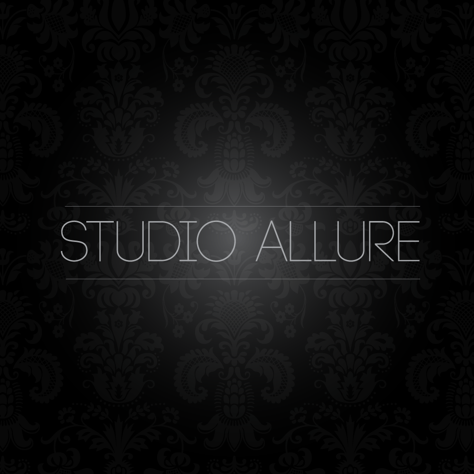 Logo Design by moonflower - Entry No. 73 in the Logo Design Contest Logo Design Needed for Exciting New Company Studio Allure.