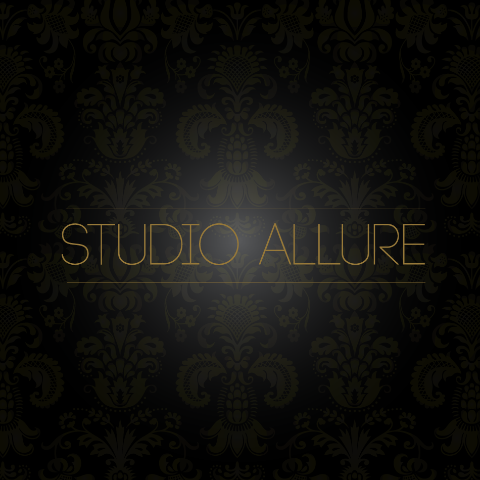 Logo Design by moonflower - Entry No. 74 in the Logo Design Contest Logo Design Needed for Exciting New Company Studio Allure.