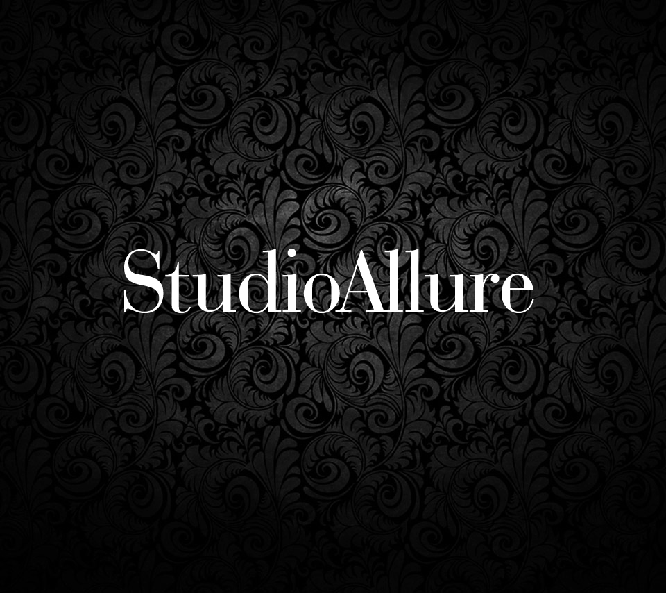 Logo Design by vdhadse - Entry No. 75 in the Logo Design Contest Logo Design Needed for Exciting New Company Studio Allure.