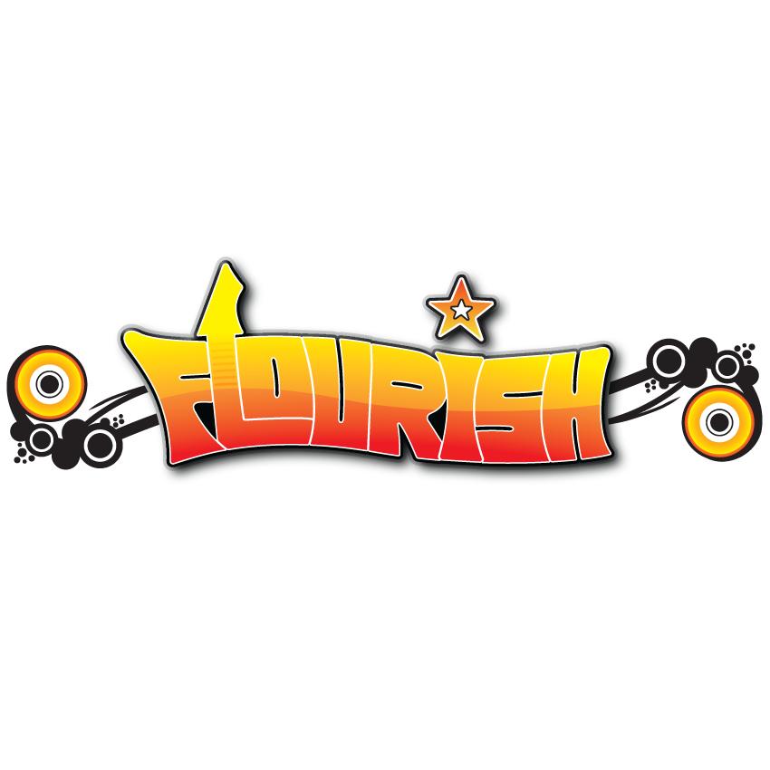 Logo Design by Marzac2 - Entry No. 72 in the Logo Design Contest Flourish.