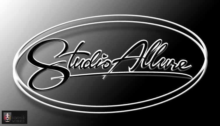 Logo Design by kowreck - Entry No. 84 in the Logo Design Contest Logo Design Needed for Exciting New Company Studio Allure.