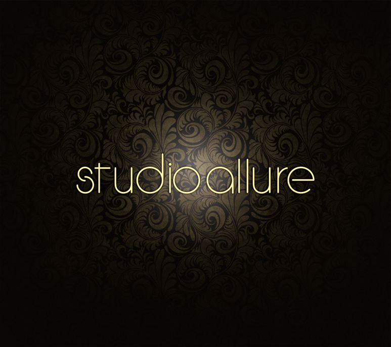 Logo Design by vdhadse - Entry No. 89 in the Logo Design Contest Logo Design Needed for Exciting New Company Studio Allure.