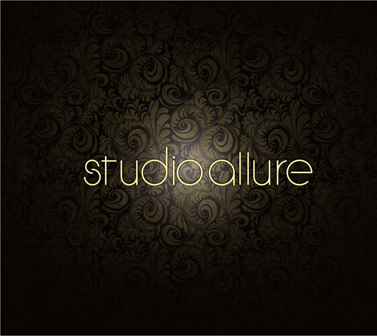 Logo Design by vdhadse - Entry No. 90 in the Logo Design Contest Logo Design Needed for Exciting New Company Studio Allure.