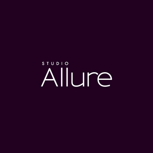 Logo Design by SilverEagle - Entry No. 98 in the Logo Design Contest Logo Design Needed for Exciting New Company Studio Allure.