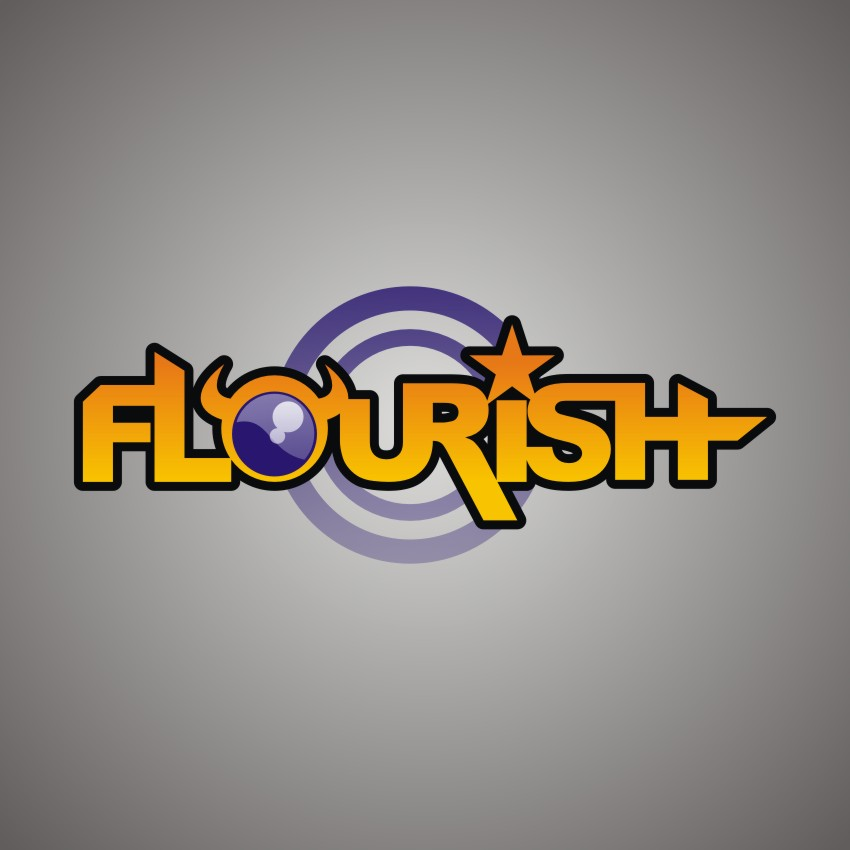 Logo Design by Arabz - Entry No. 78 in the Logo Design Contest Flourish.
