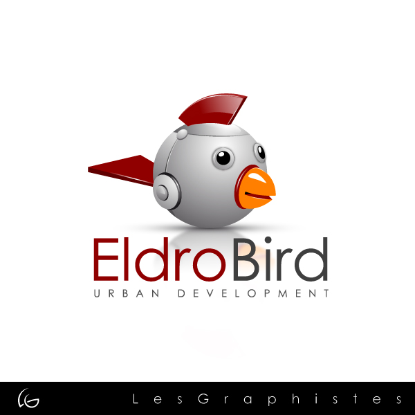 Logo Design by Les-Graphistes - Entry No. 117 in the Logo Design Contest New Logo Design for Bird car.