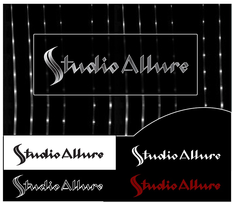Logo Design by kowreck - Entry No. 102 in the Logo Design Contest Logo Design Needed for Exciting New Company Studio Allure.