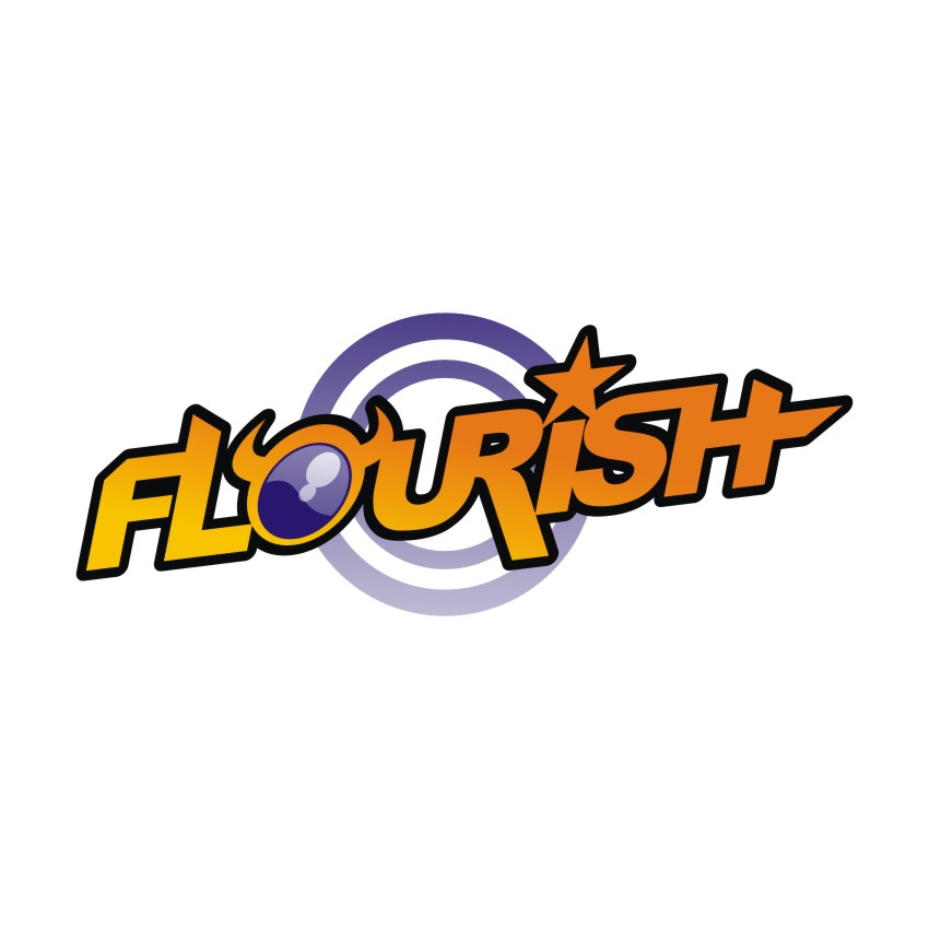 Logo Design by Arabz - Entry No. 79 in the Logo Design Contest Flourish.