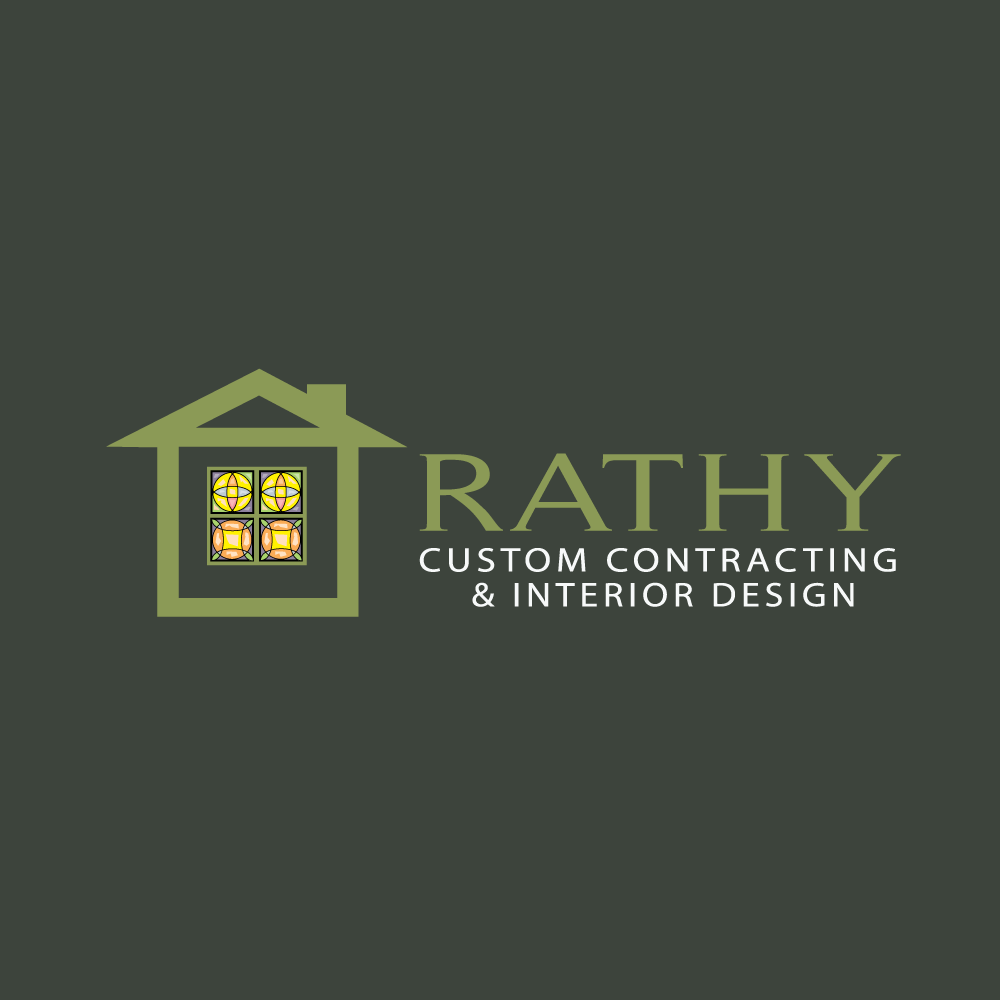 Logo design needed for exciting new company rathy custom for Home interiors logo
