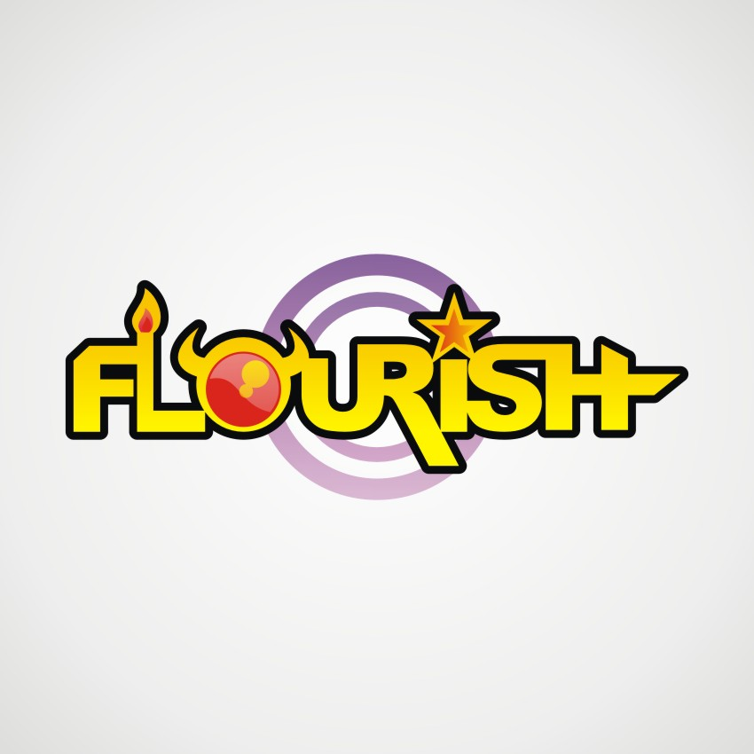Logo Design by Arabz - Entry No. 82 in the Logo Design Contest Flourish.