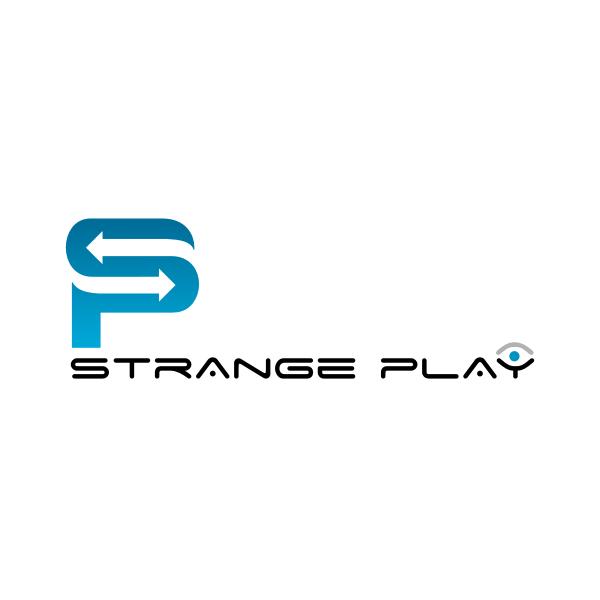 Logo Design by Rudy - Entry No. 1 in the Logo Design Contest Strange Play Logo Design.