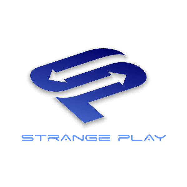 Logo Design by Rudy - Entry No. 2 in the Logo Design Contest Strange Play Logo Design.