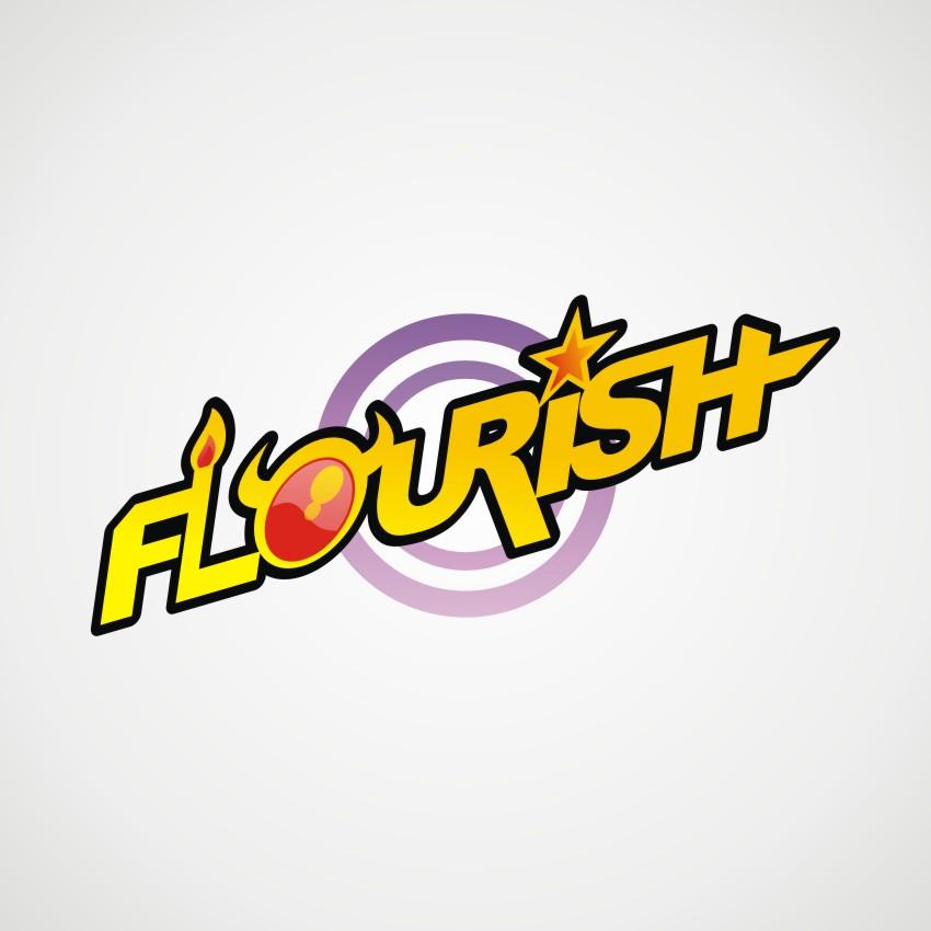 Logo Design by Arabz - Entry No. 83 in the Logo Design Contest Flourish.
