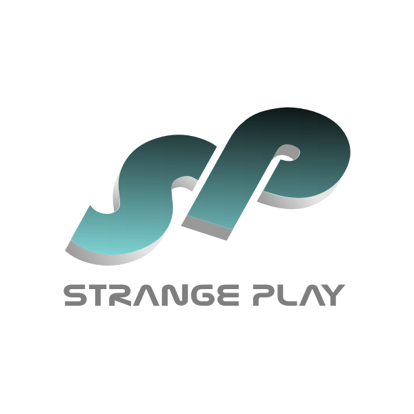 Logo Design by Rudy - Entry No. 3 in the Logo Design Contest Strange Play Logo Design.