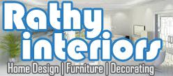 Logo Design by Palsatwork PrismyDSL - Entry No. 29 in the Logo Design Contest Logo Design Needed for Exciting New Company Rathy Custom Contracting & Interior Design.