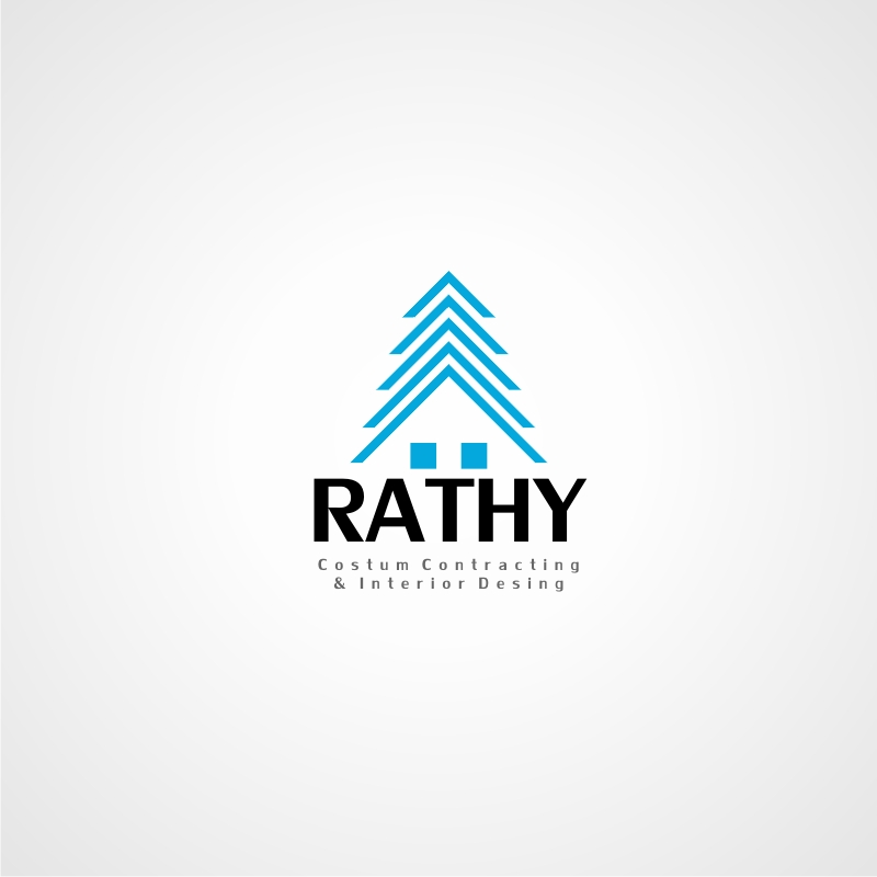 Logo Design by daeng - Entry No. 33 in the Logo Design Contest Logo Design Needed for Exciting New Company Rathy Custom Contracting & Interior Design.