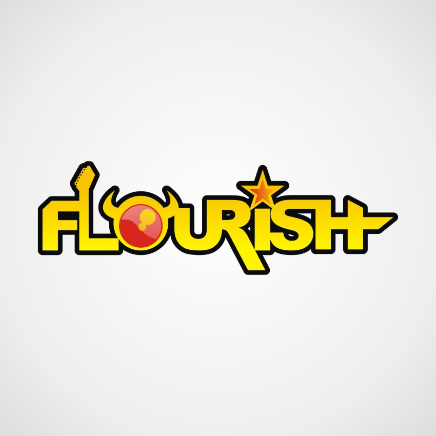 Logo Design by Arabz - Entry No. 84 in the Logo Design Contest Flourish.