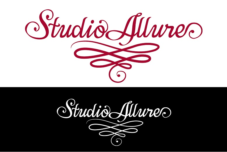 Logo Design by kowreck - Entry No. 122 in the Logo Design Contest Logo Design Needed for Exciting New Company Studio Allure.