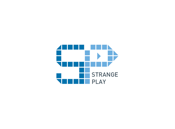 Logo Design by Christian Nascimento - Entry No. 5 in the Logo Design Contest Strange Play Logo Design.