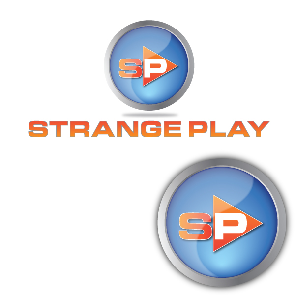 Logo Design by storm - Entry No. 6 in the Logo Design Contest Strange Play Logo Design.