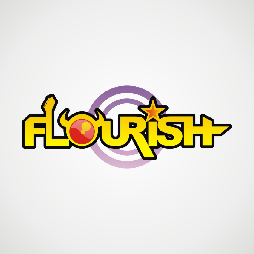 Logo Design by Arabz - Entry No. 85 in the Logo Design Contest Flourish.
