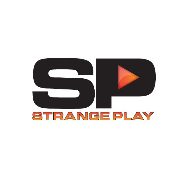 Logo Design by storm - Entry No. 7 in the Logo Design Contest Strange Play Logo Design.