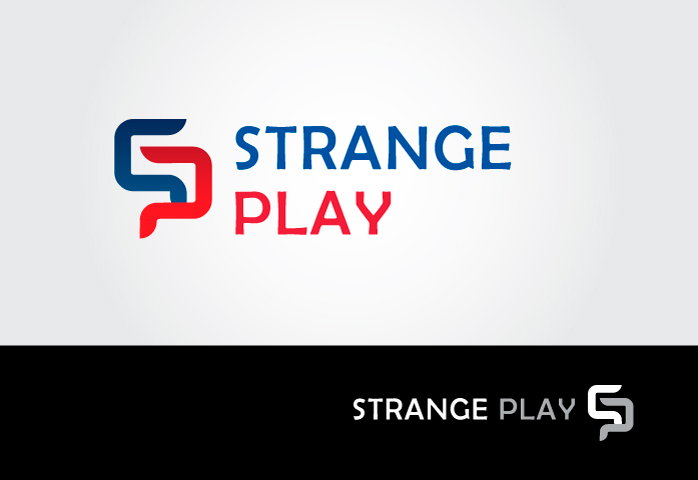 Logo Design by thanhsugar - Entry No. 8 in the Logo Design Contest Strange Play Logo Design.