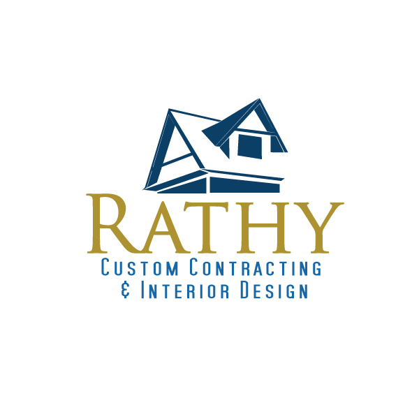My Home Plan Custom Home Construction Logo Design