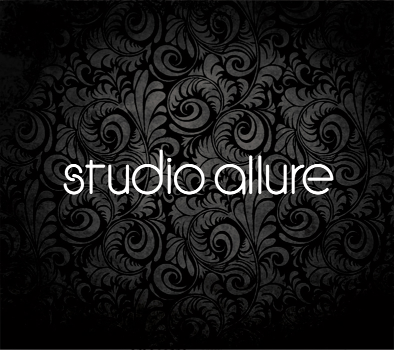 Logo Design by vdhadse - Entry No. 124 in the Logo Design Contest Logo Design Needed for Exciting New Company Studio Allure.