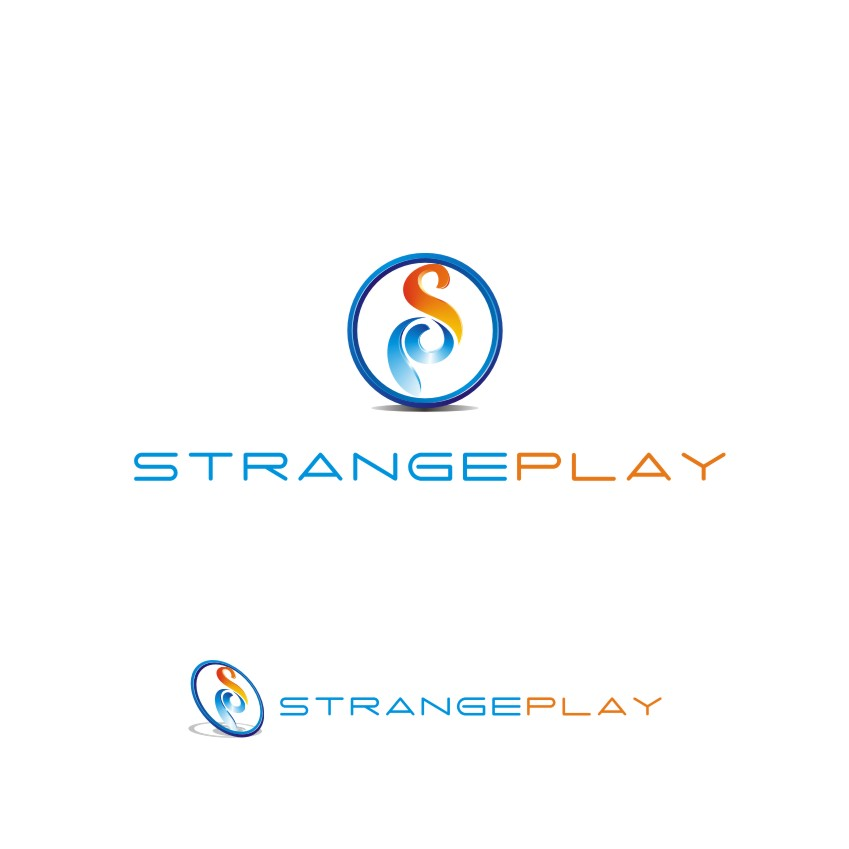 Logo Design by graphicleaf - Entry No. 17 in the Logo Design Contest Strange Play Logo Design.