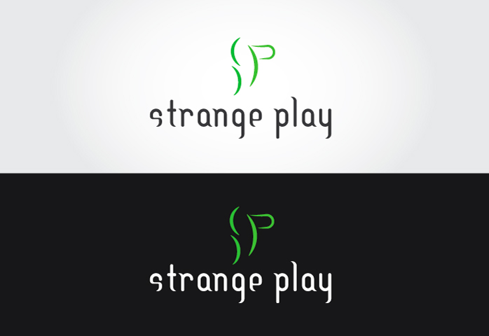 Logo Design by thanhsugar - Entry No. 21 in the Logo Design Contest Strange Play Logo Design.