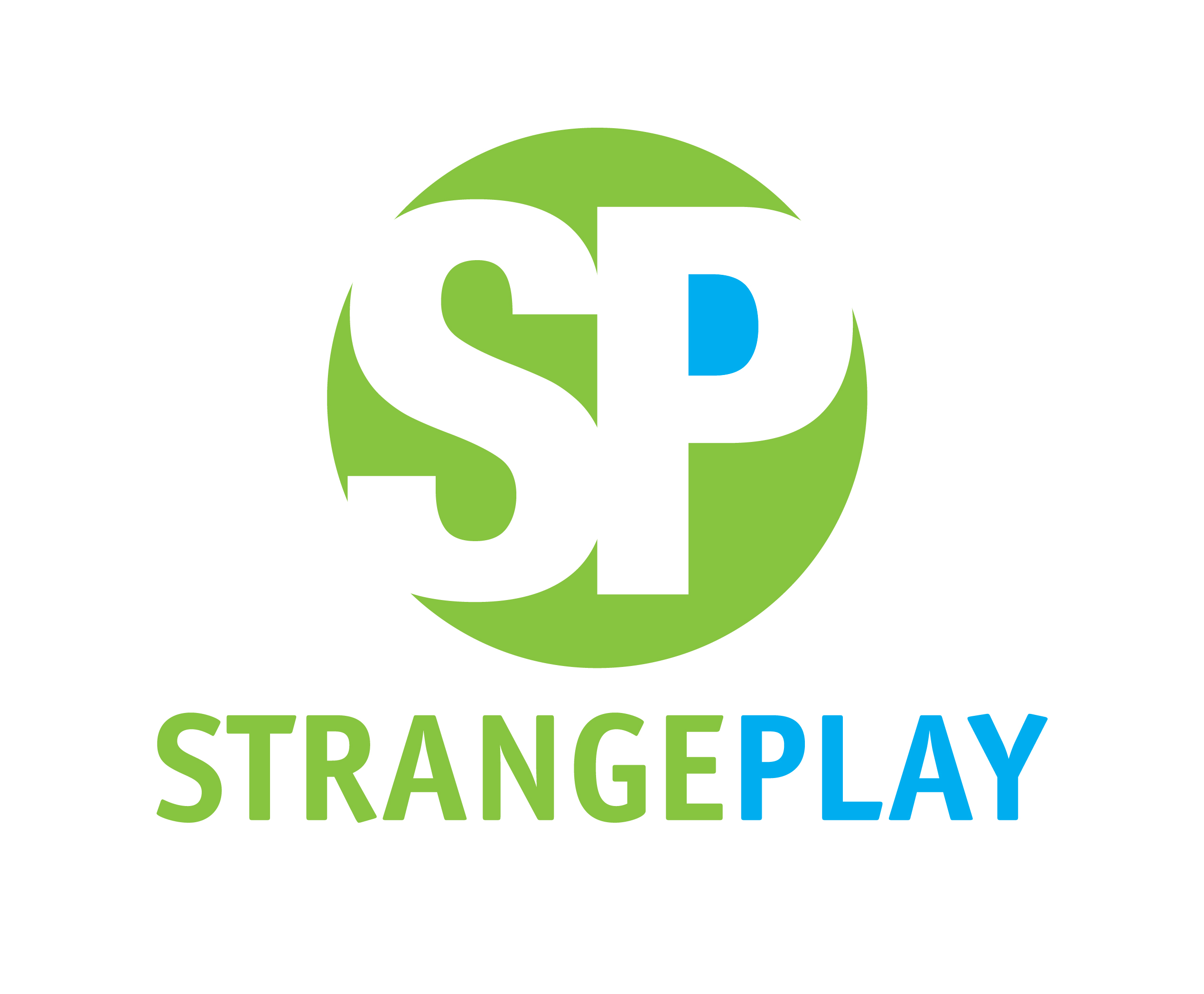 Logo Design by Juan Garizabalo - Entry No. 26 in the Logo Design Contest Strange Play Logo Design.
