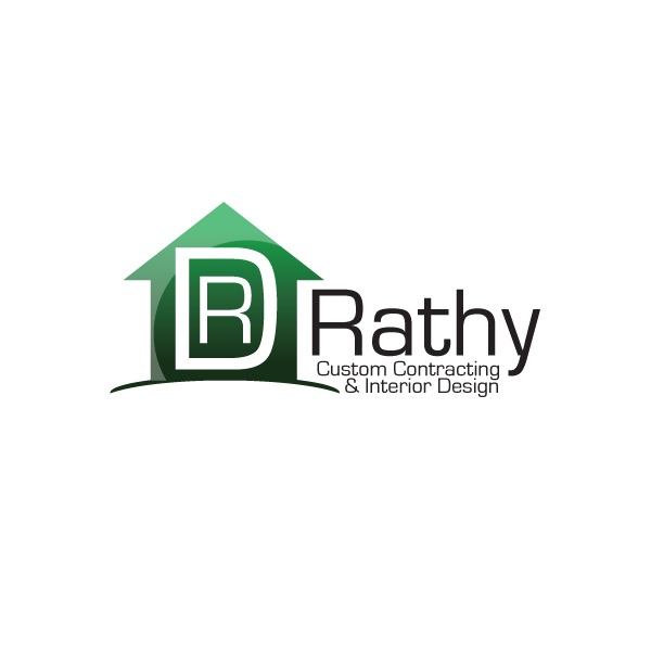 Logo Design by storm - Entry No. 64 in the Logo Design Contest Logo Design Needed for Exciting New Company Rathy Custom Contracting & Interior Design.