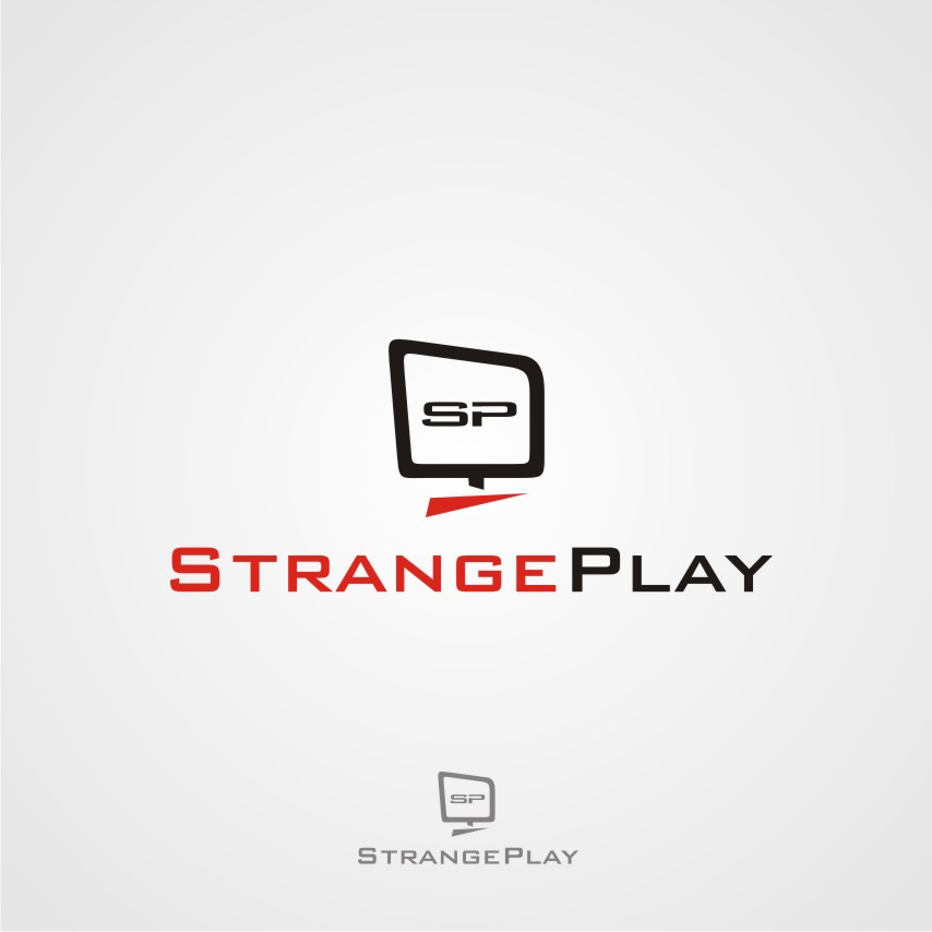 Logo Design by Muhammad Nasrul chasib - Entry No. 28 in the Logo Design Contest Strange Play Logo Design.