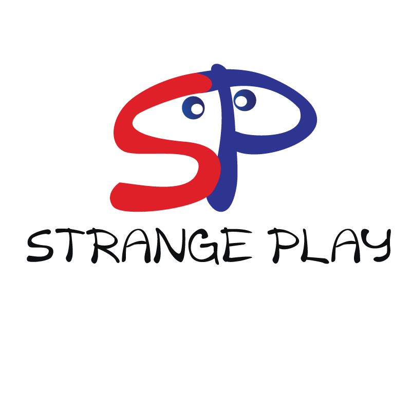 Logo Design by Dan Cristian - Entry No. 31 in the Logo Design Contest Strange Play Logo Design.
