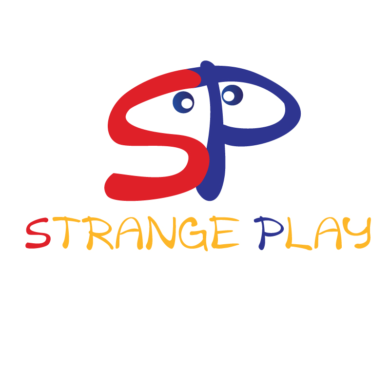 Logo Design by Dan Cristian - Entry No. 32 in the Logo Design Contest Strange Play Logo Design.
