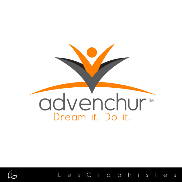 Logo Design by Les-Graphistes - Entry No. 6 in the Logo Design Contest Logo design for fun and exciting experience/adventure business!.