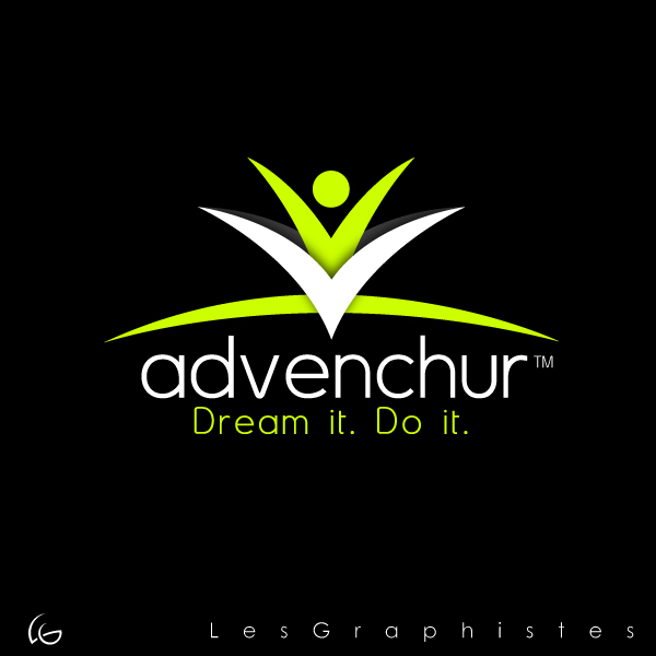 Logo Design by Les-Graphistes - Entry No. 7 in the Logo Design Contest Logo design for fun and exciting experience/adventure business!.