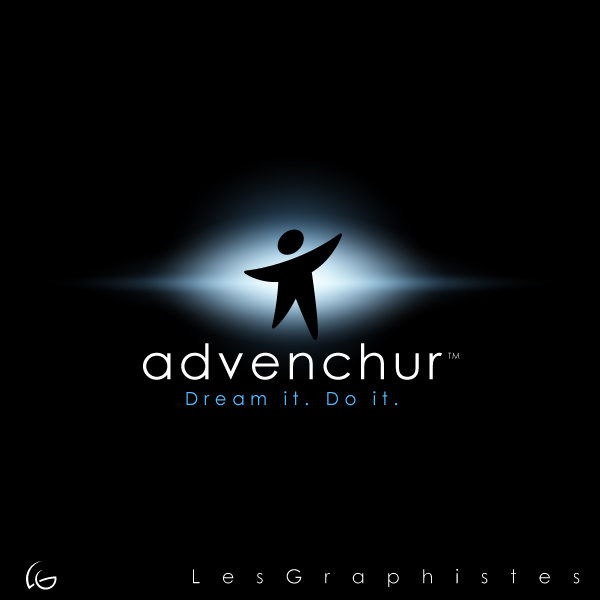 Logo Design by Les-Graphistes - Entry No. 8 in the Logo Design Contest Logo design for fun and exciting experience/adventure business!.