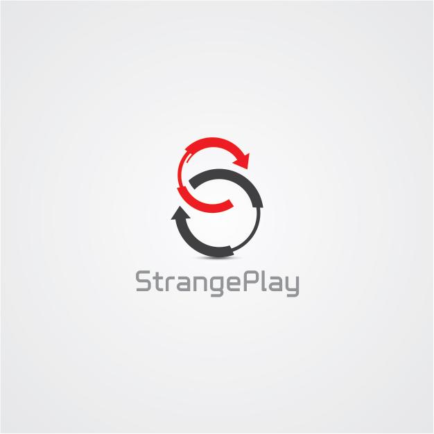 Logo Design by vdhadse - Entry No. 38 in the Logo Design Contest Strange Play Logo Design.